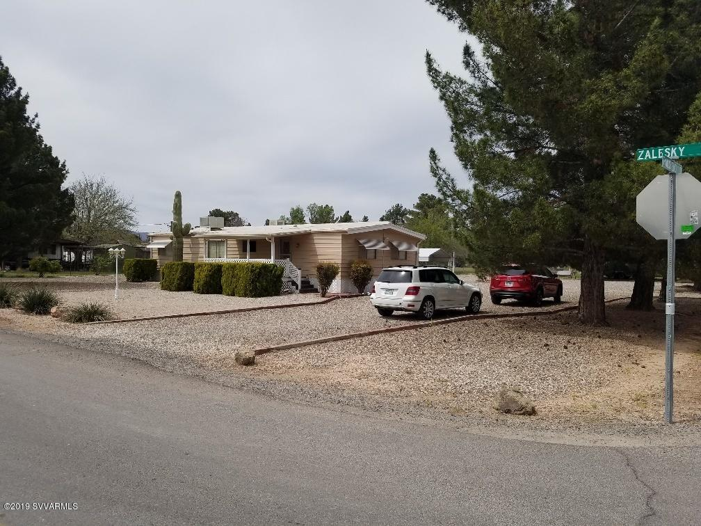 4574 E Zalesky Rd Cottonwood, AZ 86326