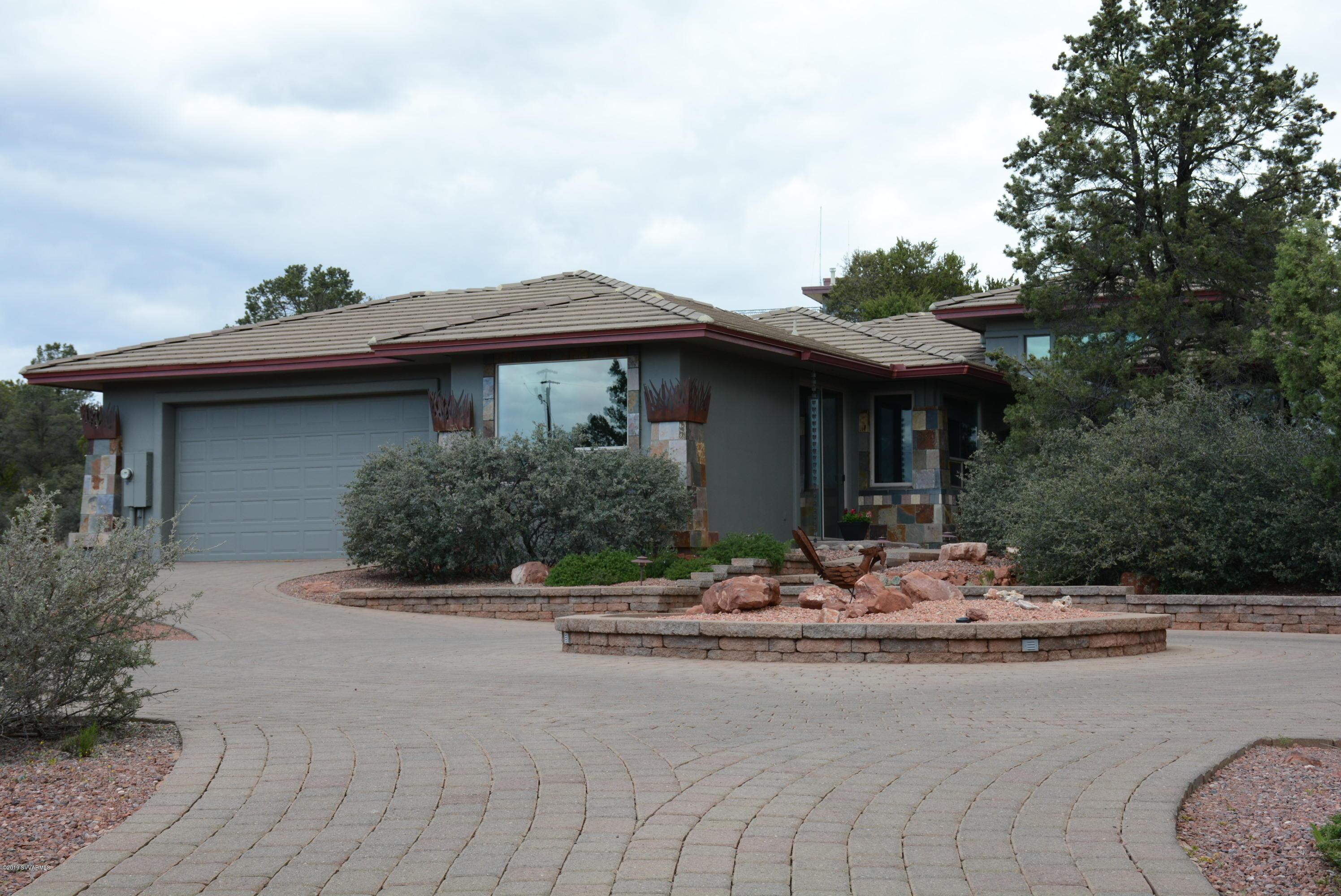 190 Kachina Drive Sedona, AZ 86336