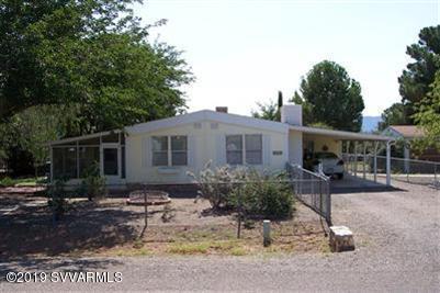 3673 E Cochise Drive Cottonwood, AZ 86326