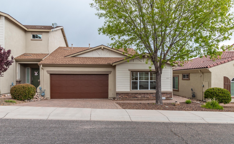 662 Brindle Drive Clarkdale, AZ 86324