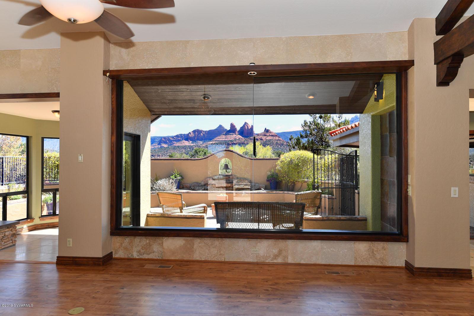 25 Hy View Lane Sedona, AZ 86336