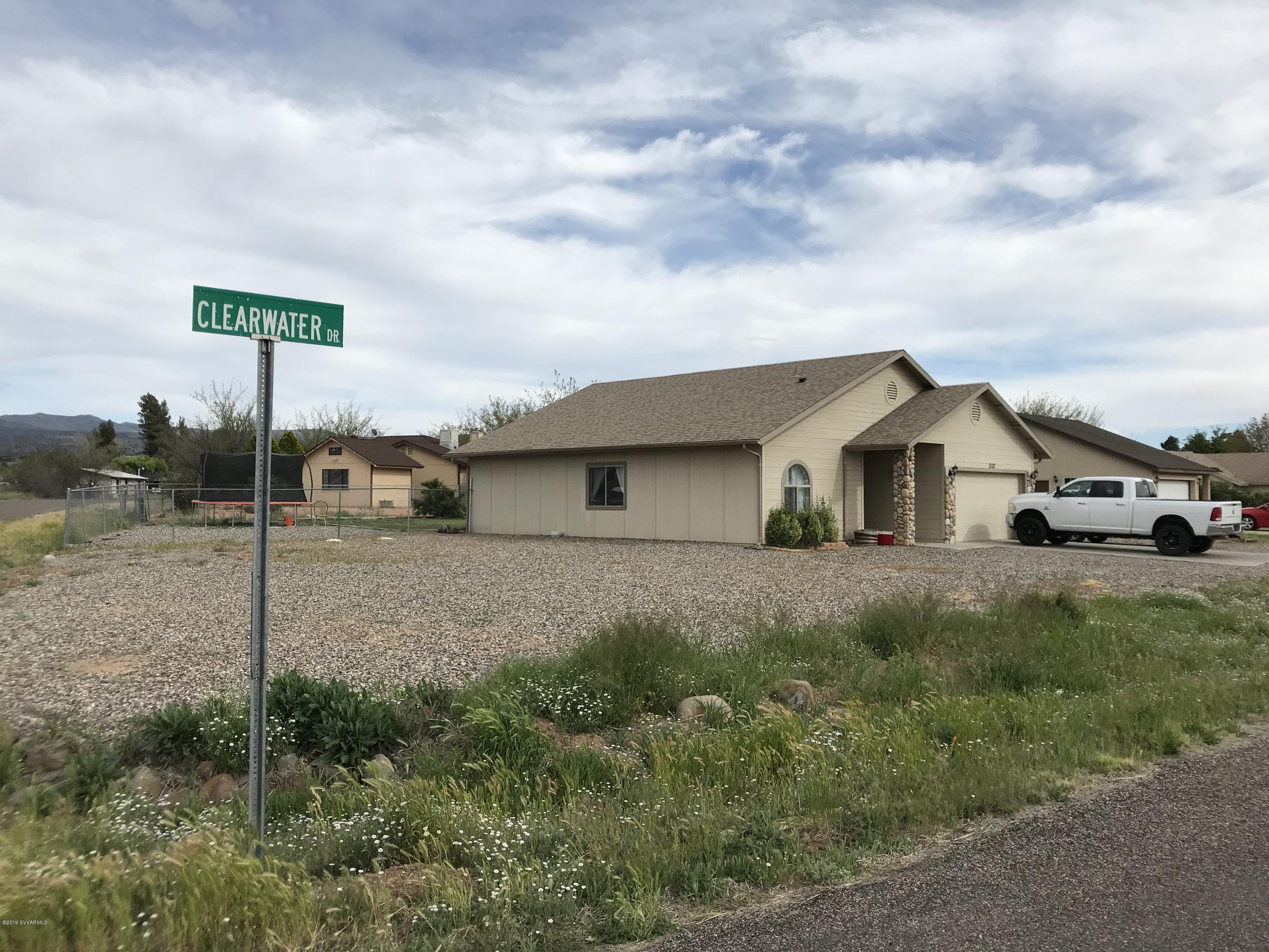 3583 S Clear Water Drive Camp Verde, AZ 86322