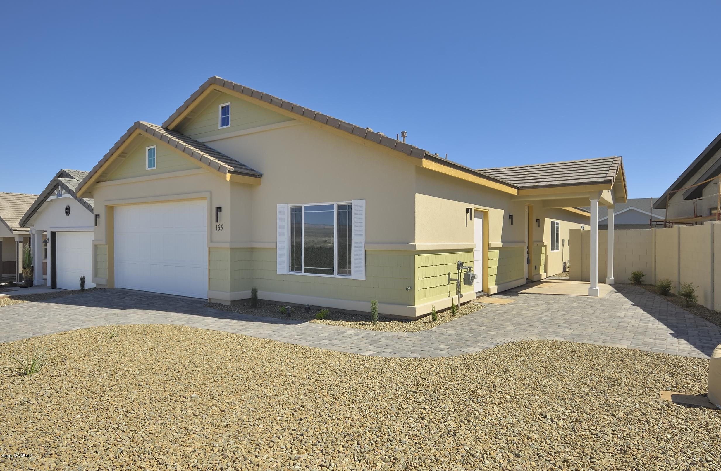 153 Granite Springs Rd Clarkdale, AZ 86324