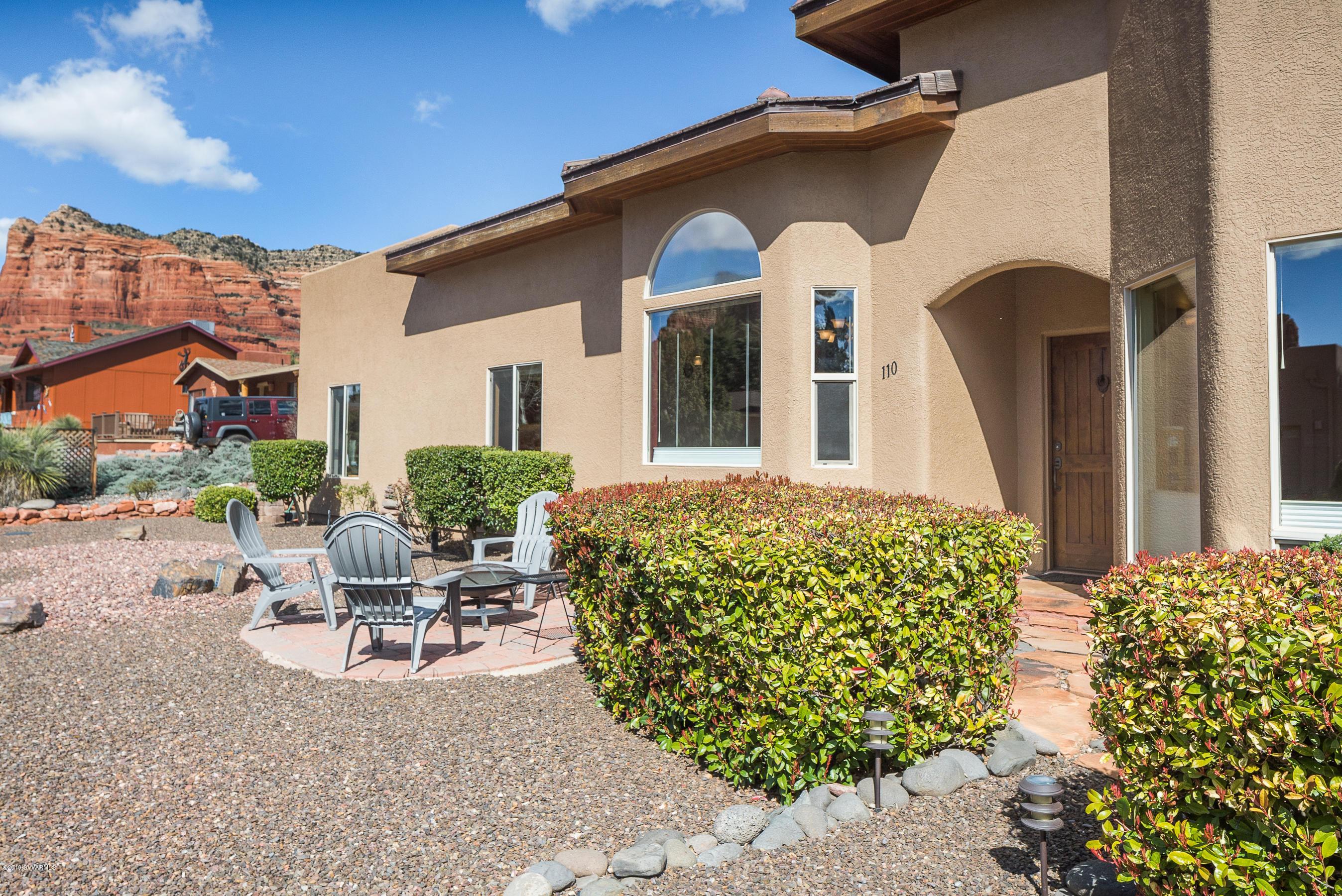 110 Cochise Drive Sedona, AZ 86351