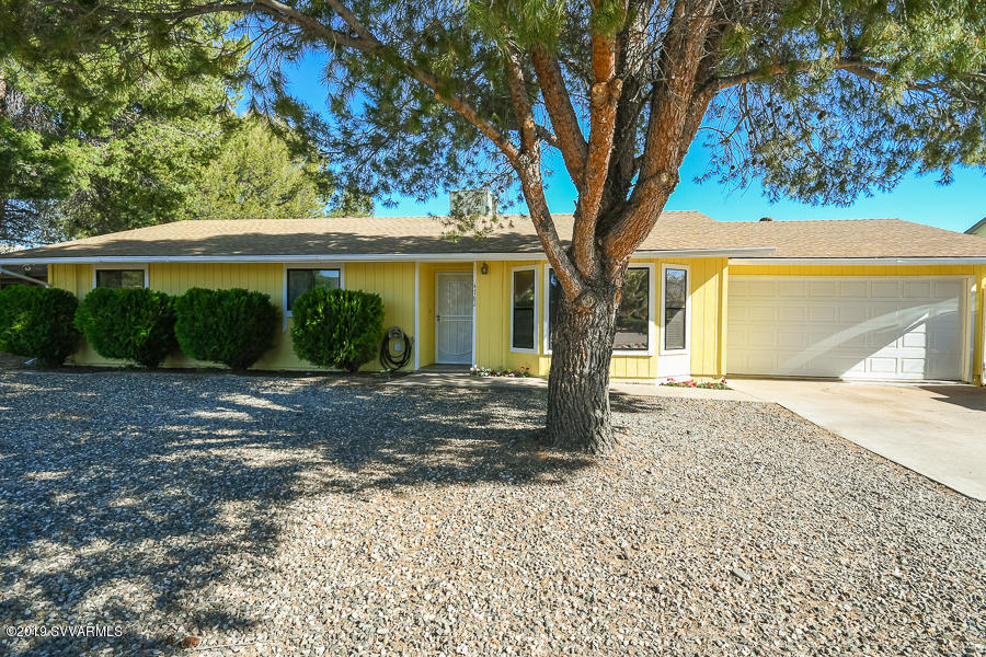 4782 Brigade Circle Cottonwood, AZ 86326