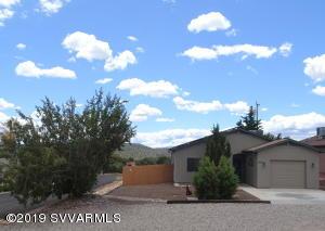 4895 E Mulberry Court, Rimrock, AZ 86335