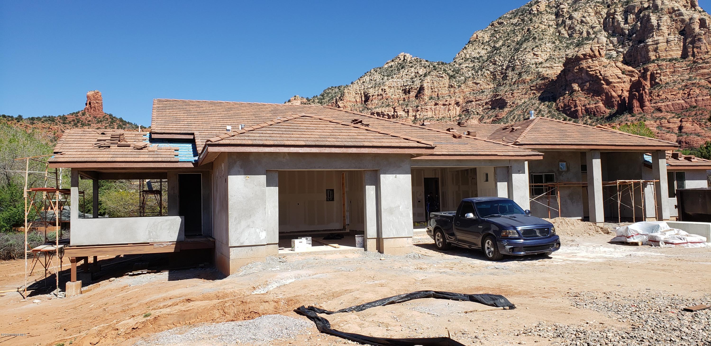 545 Thunder Vista Tr Sedona, AZ 86336