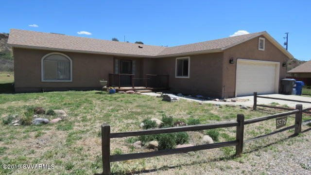 5575 N Barbara Lane Rimrock, AZ 86335