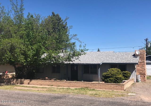 1018 E Ash St Cottonwood, AZ 86326