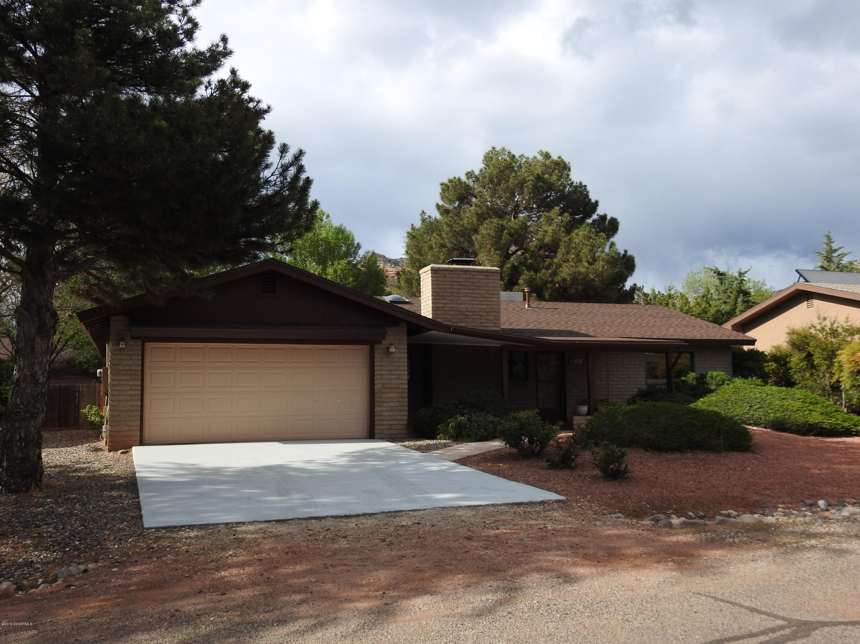 109 Horse Canyon Drive Sedona, AZ 86351