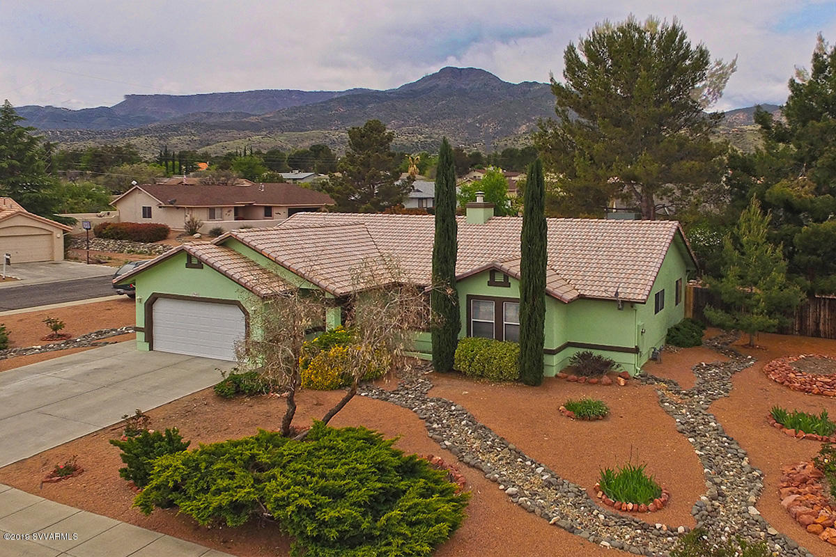 1960 Peregrine Lane Clarkdale, AZ 86324