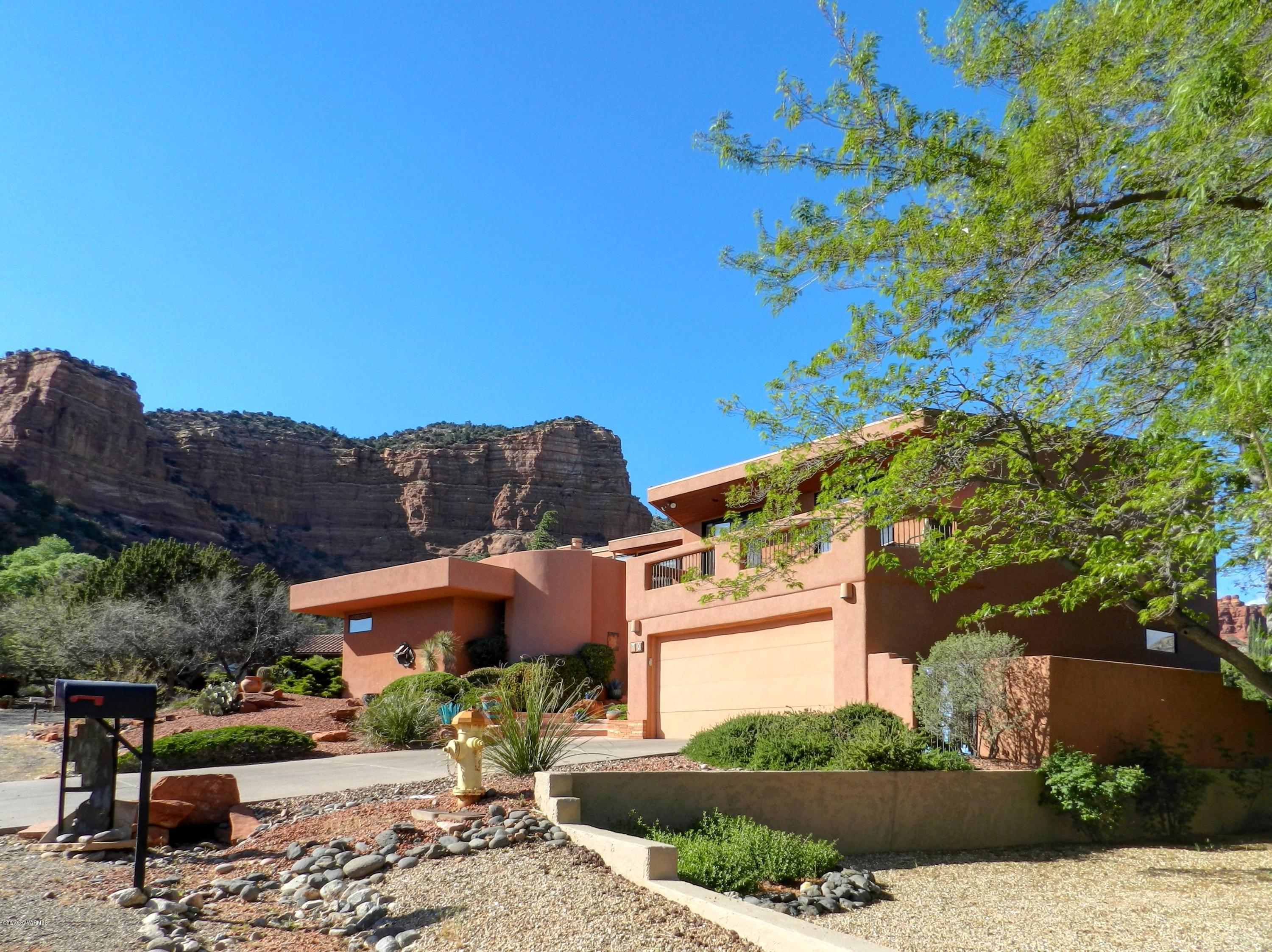 70 Coffee Pot Rock Rd Sedona, AZ 86351