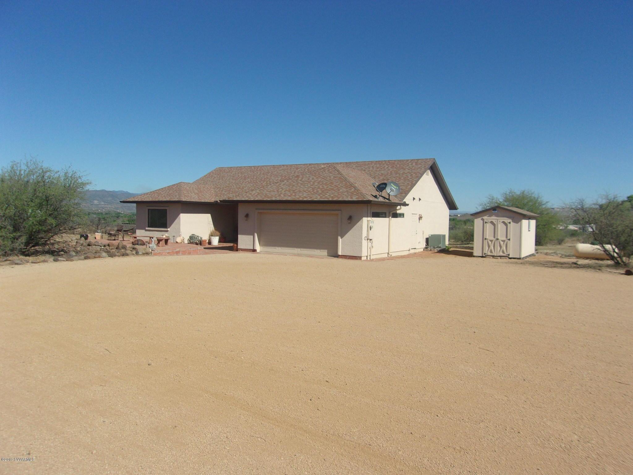 3976 E Wingfield Mesa Rd Camp Verde, AZ 86322