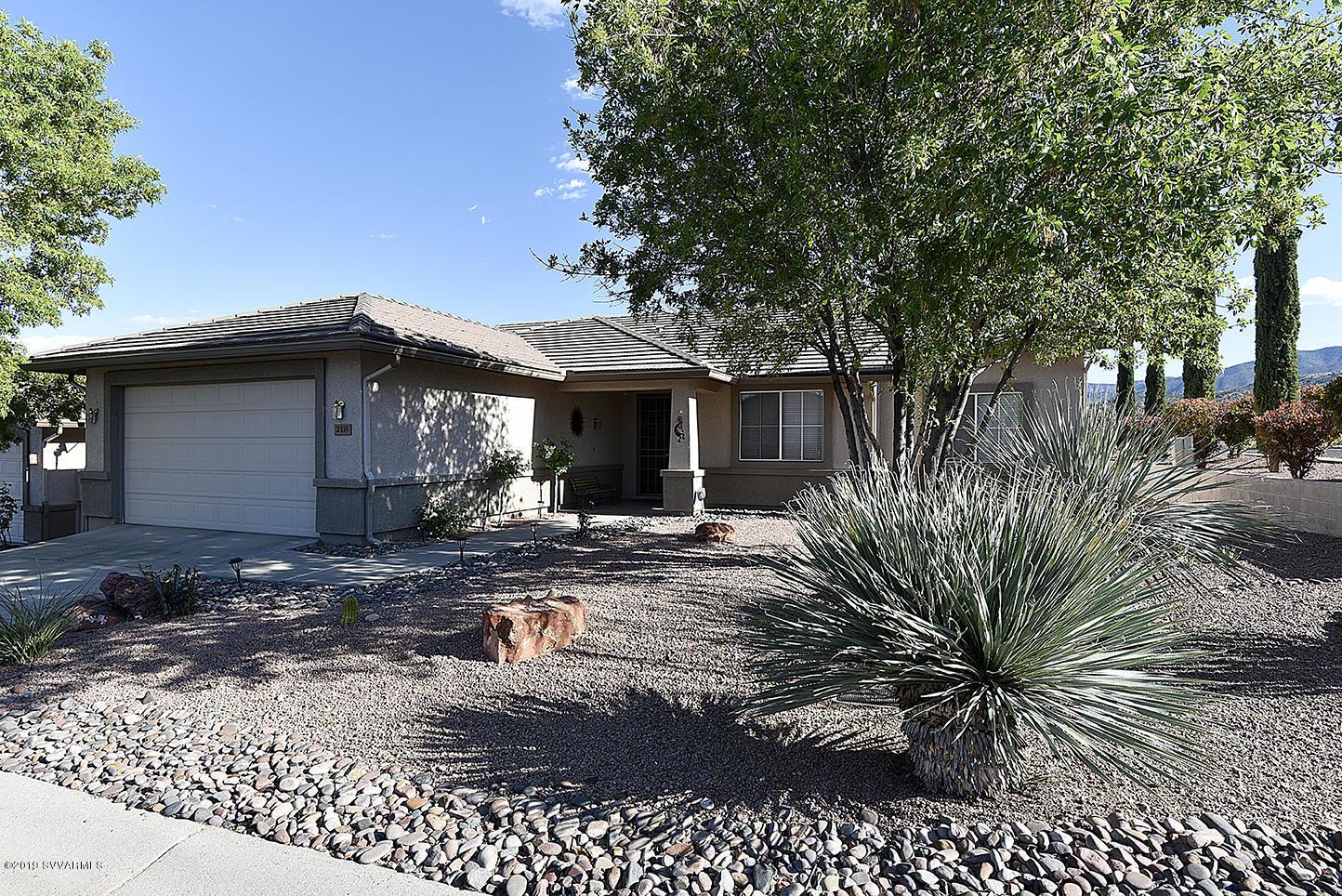 2335 W Desert Willow Drive Cottonwood, AZ 86326