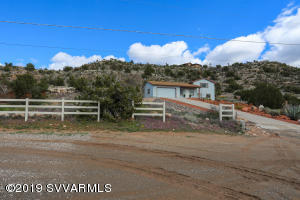 5895 N Bentley Drive, Rimrock, AZ 86335