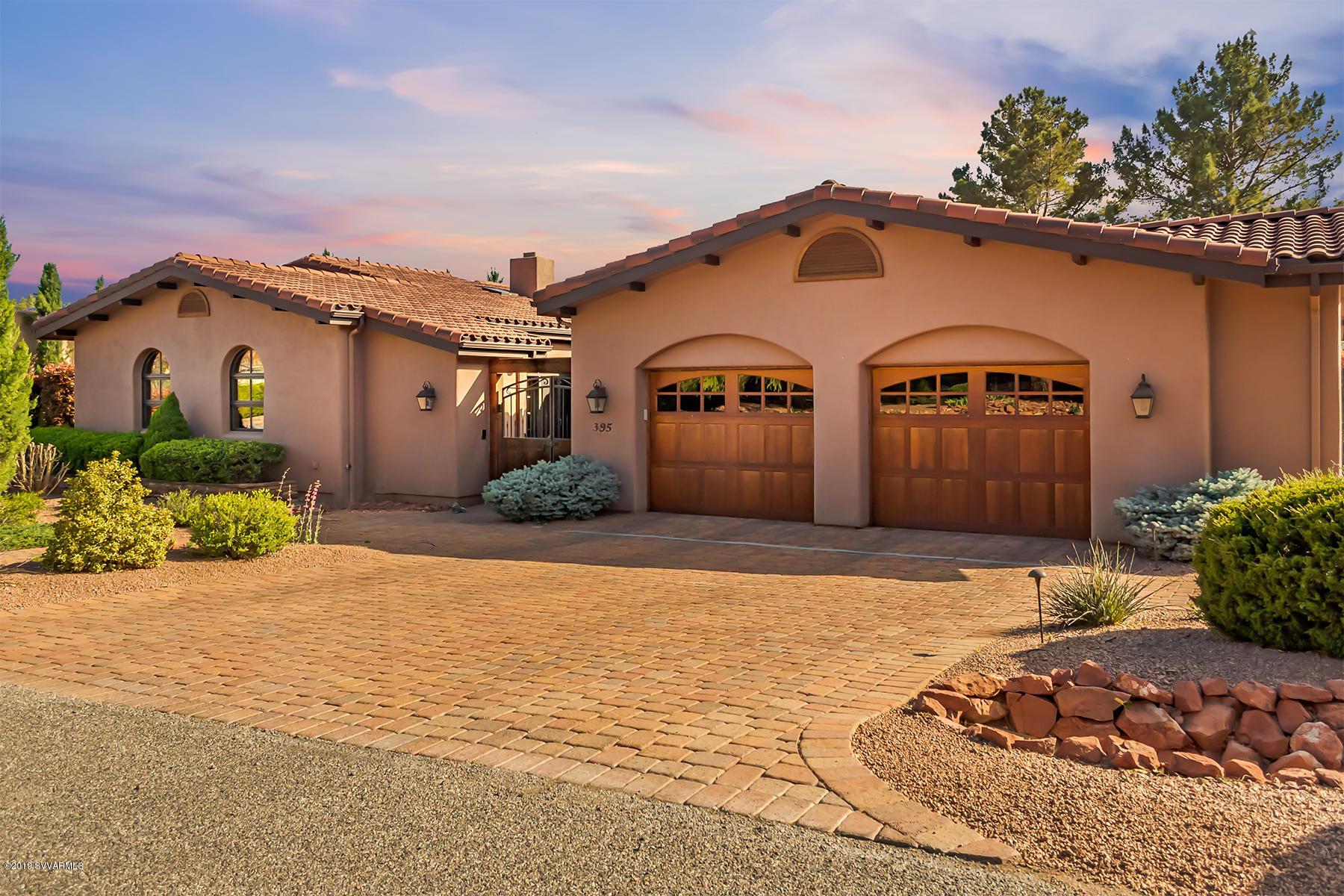 395 Merry Go Round Rock Rd Sedona, AZ 86351