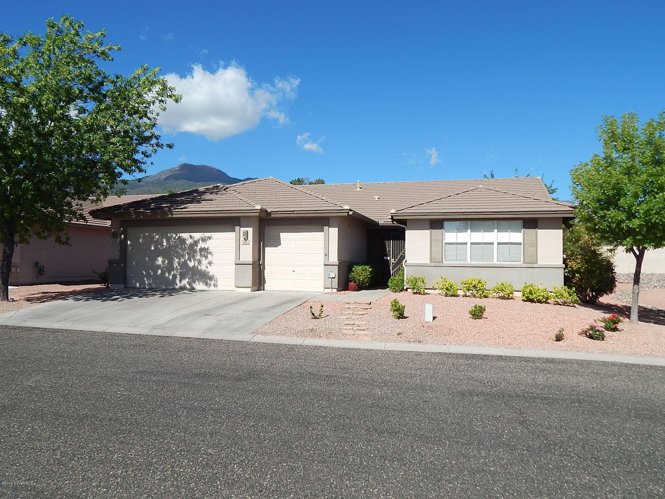 60 S Desperado Drive Cottonwood, AZ 86326