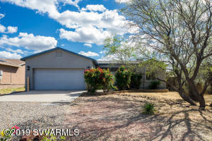 5735 N Towers Drive, Rimrock, AZ 86335