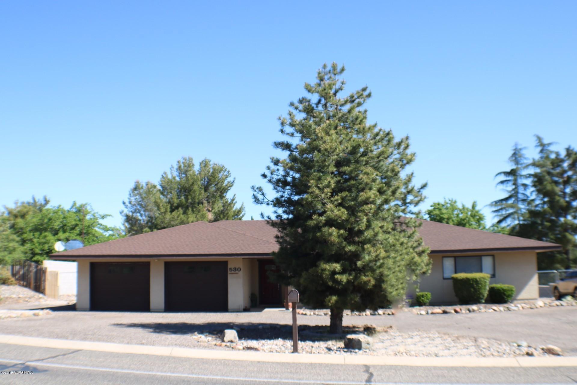 530 W Black Hills Drive Clarkdale, AZ 86324
