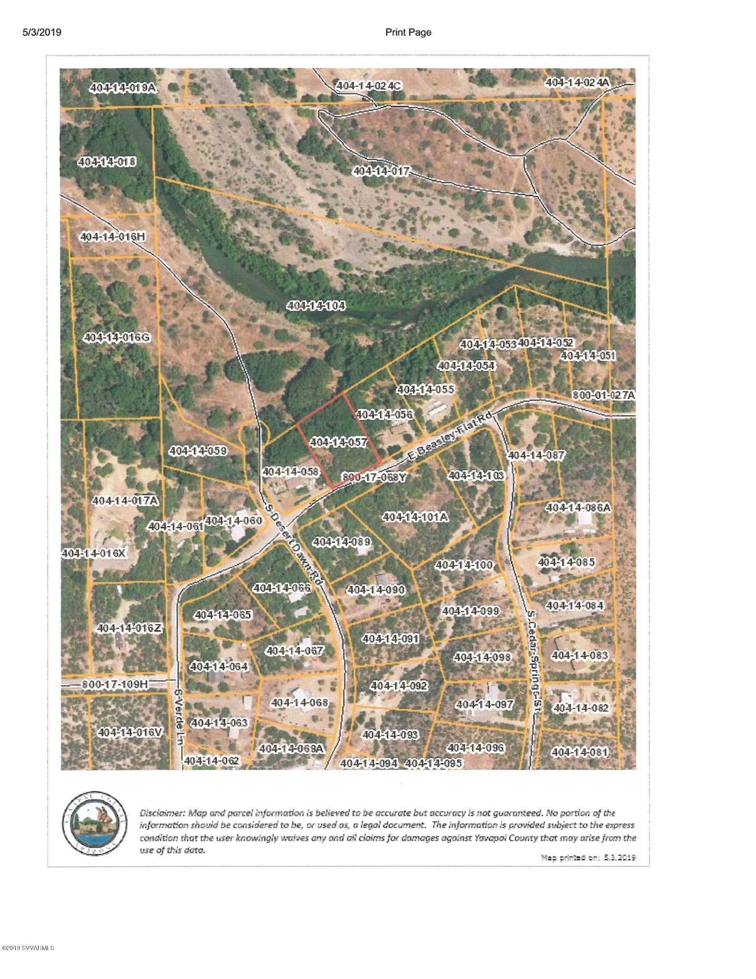 2342 E Beasley Flat Camp Verde, AZ 86322