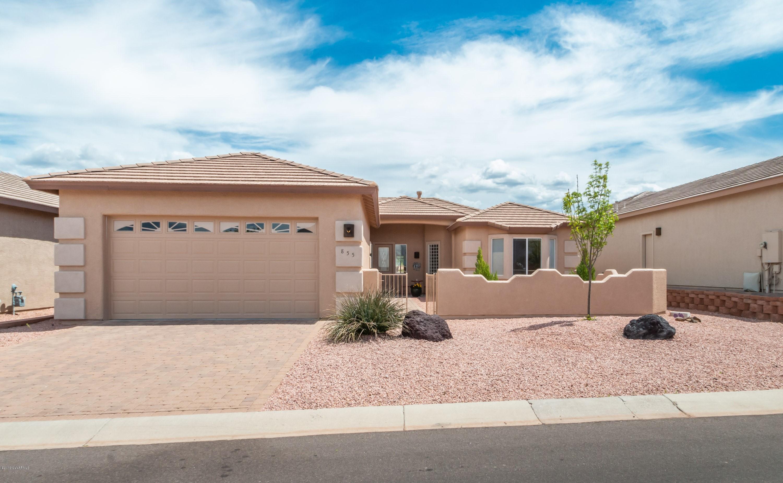 855 S Santa Fe Tr Cornville, AZ 86325