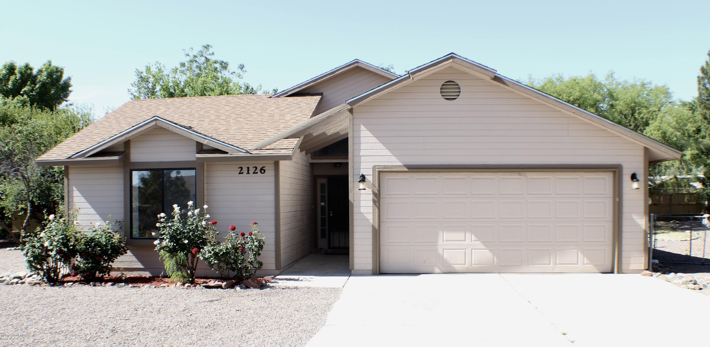 2126 Reno Circle Cottonwood, AZ 86326