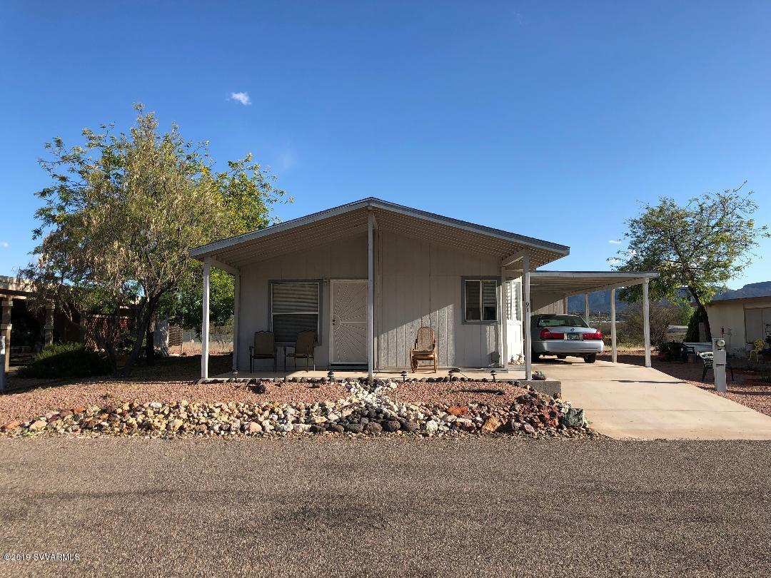 1487 W Horseshoe Bend Drive #91 Camp Verde, AZ 86322