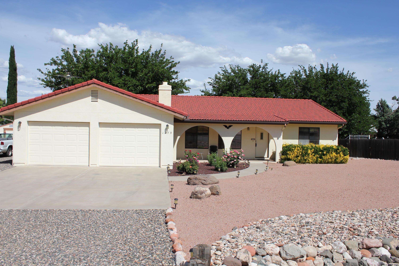 1279 S Monte Tesoro Drive Cottonwood, AZ 86326