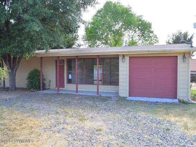 4390 N Fairway Drive Rimrock, AZ 86335