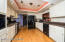Open Kitchen with granite Countertops