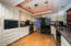 Open Kitchen with a great flow