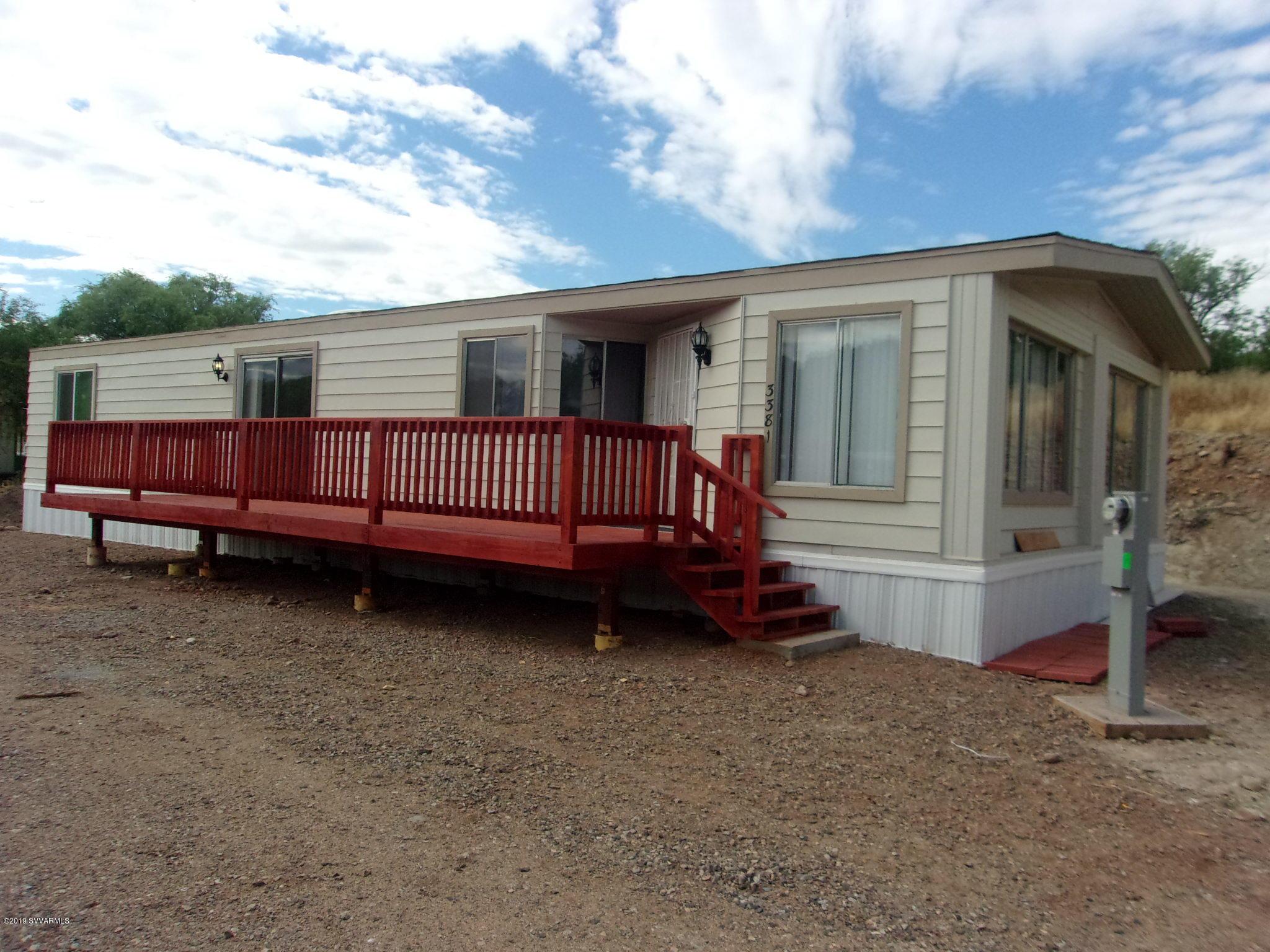 3381 S Saguaro Lane Camp Verde, AZ 86322