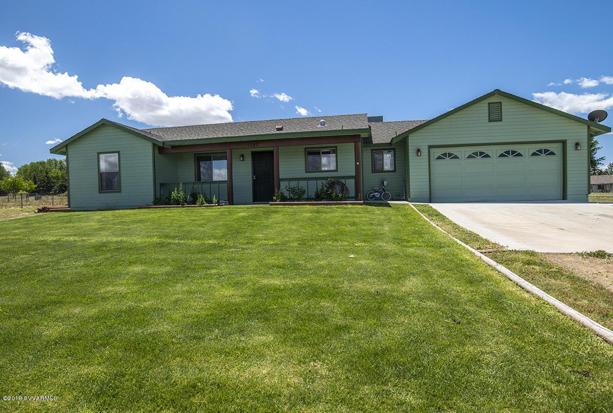 1150 N Pronghorn Tr Chino Valley, AZ 86323