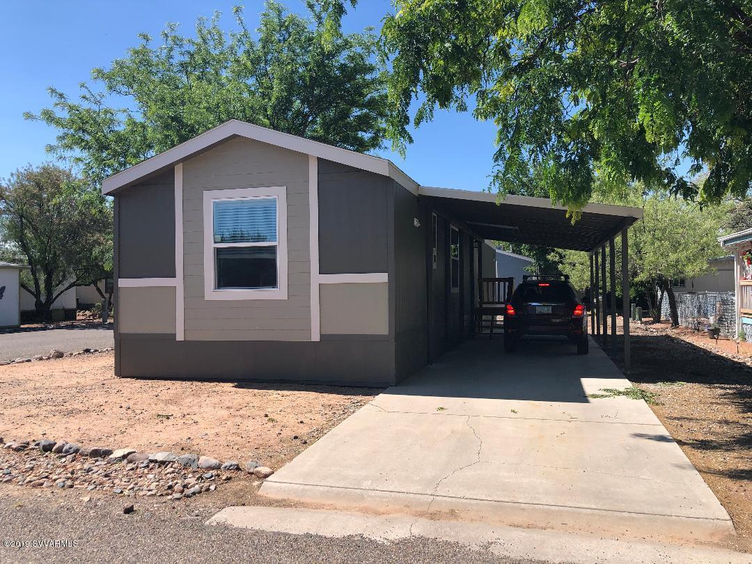 1487 W Horseshoe Bend Drive #47 Camp Verde, AZ 86322