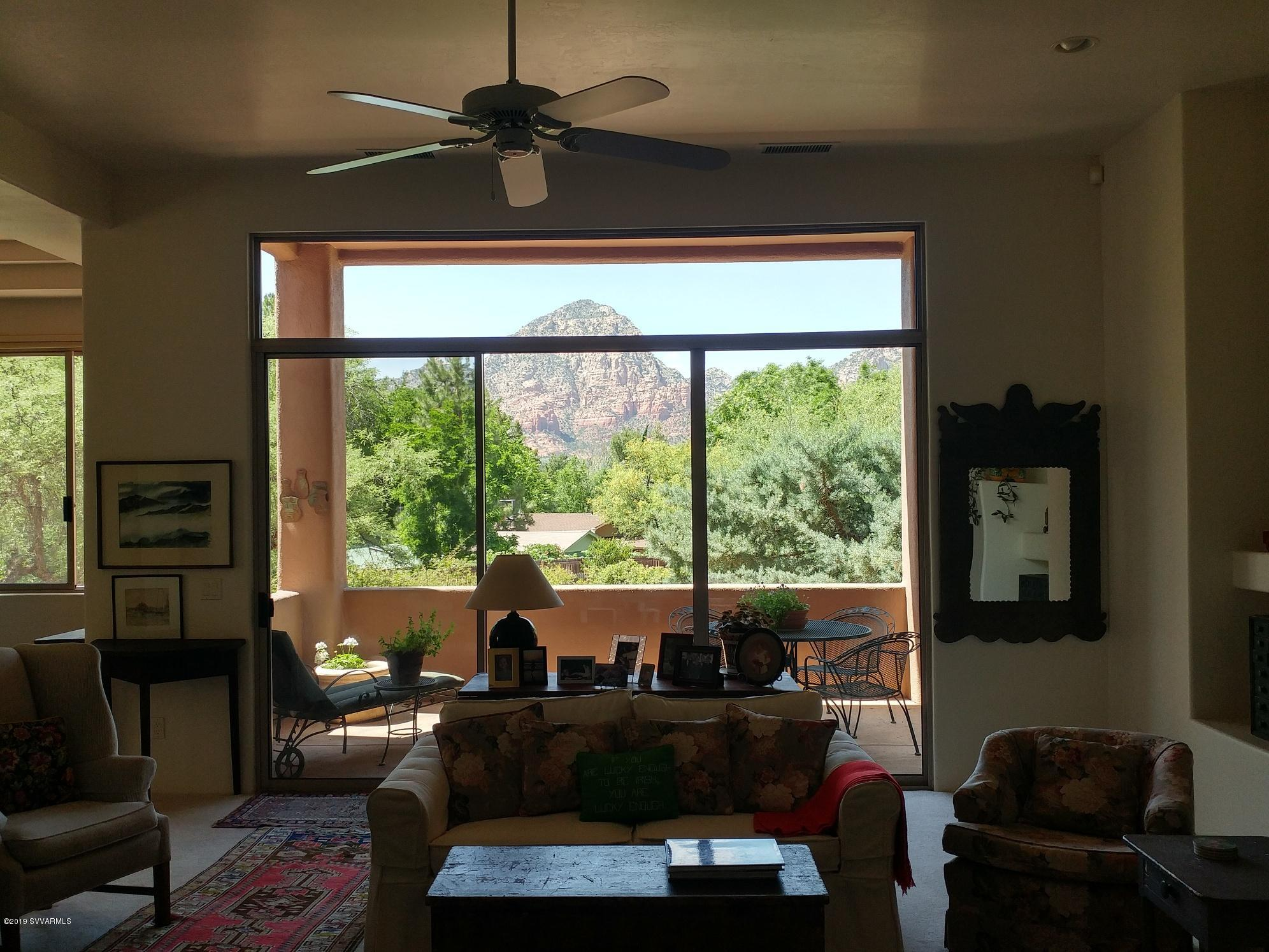 25 Rockridge Drive Sedona, AZ 86336
