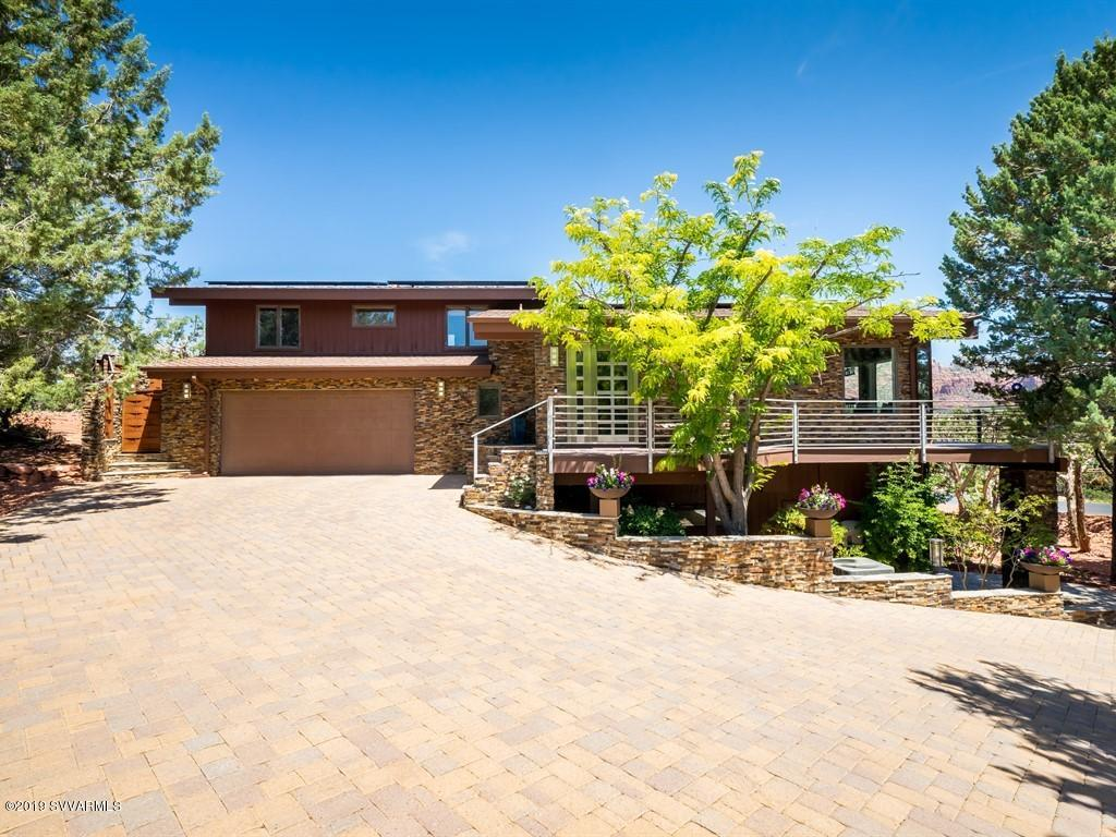 123 Foothills S Drive Sedona, AZ 86336