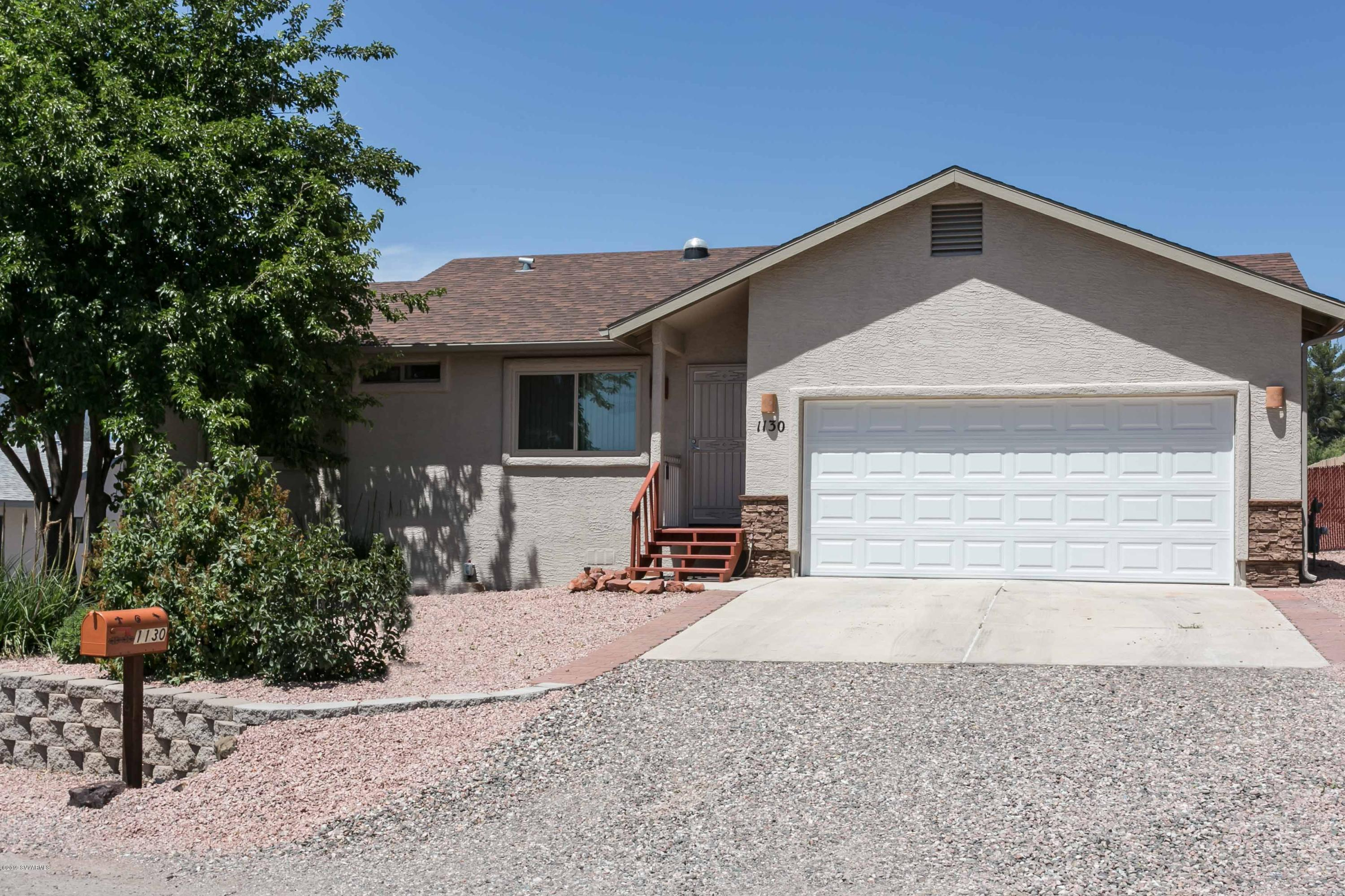1130 S 13Th Place Cottonwood, AZ 86326