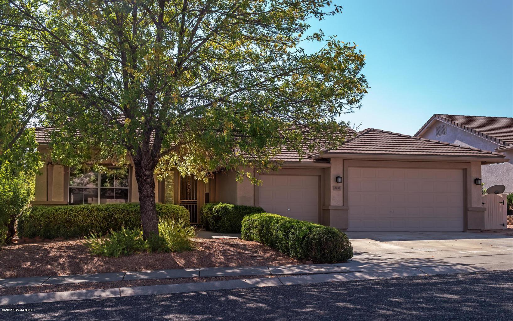 2235 W Running Iron Lane Cottonwood, AZ 86326