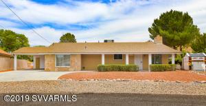 4545 N Fairway Drive, Rimrock, AZ 86335
