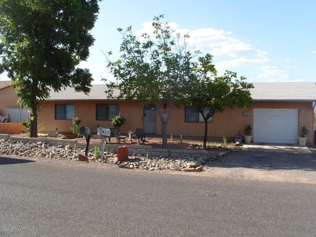 16 W Mesquite Drive Cottonwood, AZ 86326