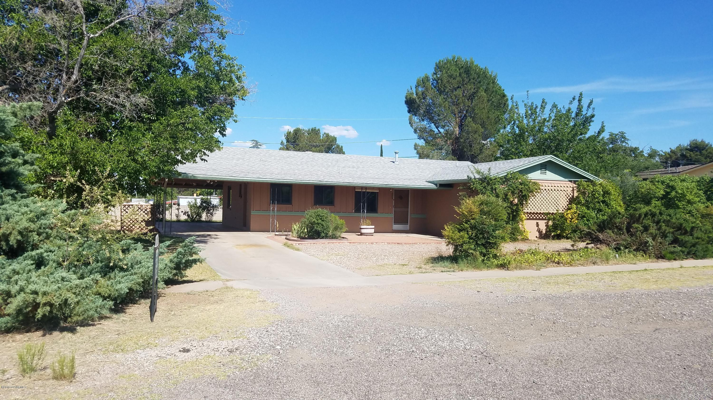 525 N Palo Verde St Cottonwood, AZ 86326