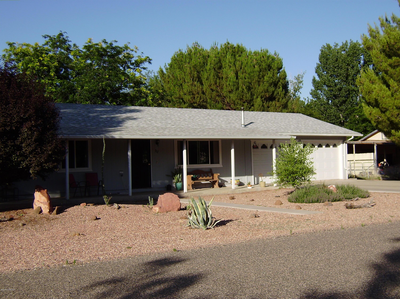 317 E Parade Ground Circle Camp Verde, AZ 86322