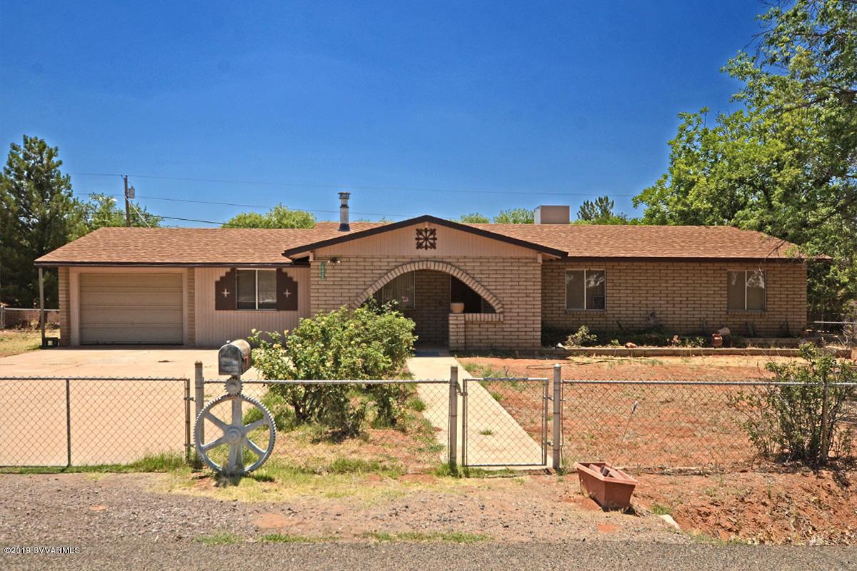 10455 E Hidden View Drive Cornville, AZ 86325