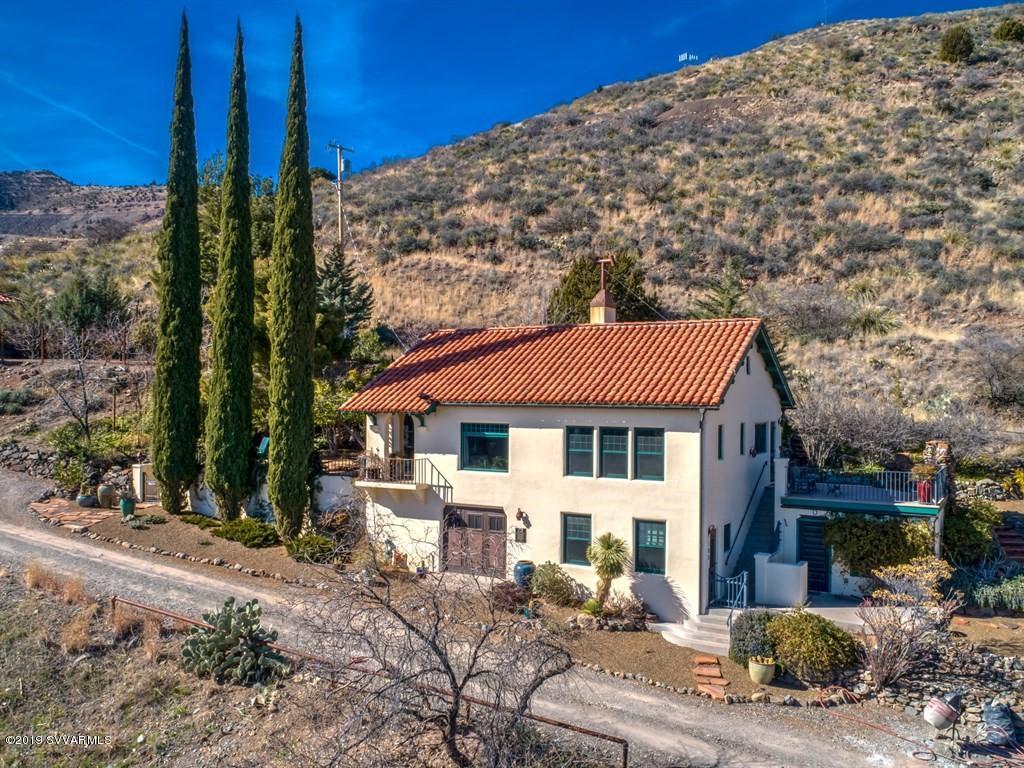 100 Upper Bell Rd Jerome, AZ 86331