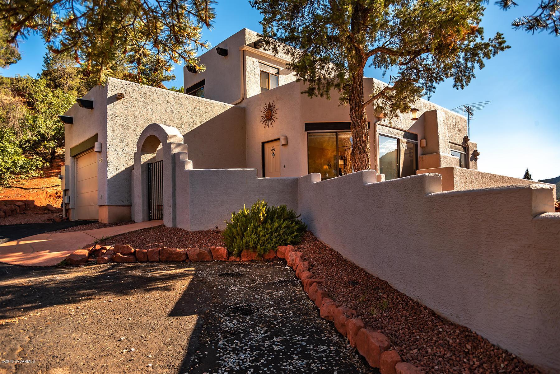 25 Canyon Drive Sedona, AZ 86336