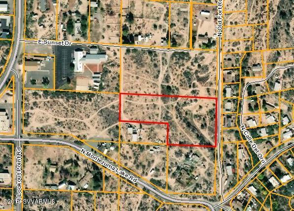 N Old Fort Rimrock, AZ 86335