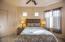 Upgraded carpeting, duet window coverings, ceiling fan
