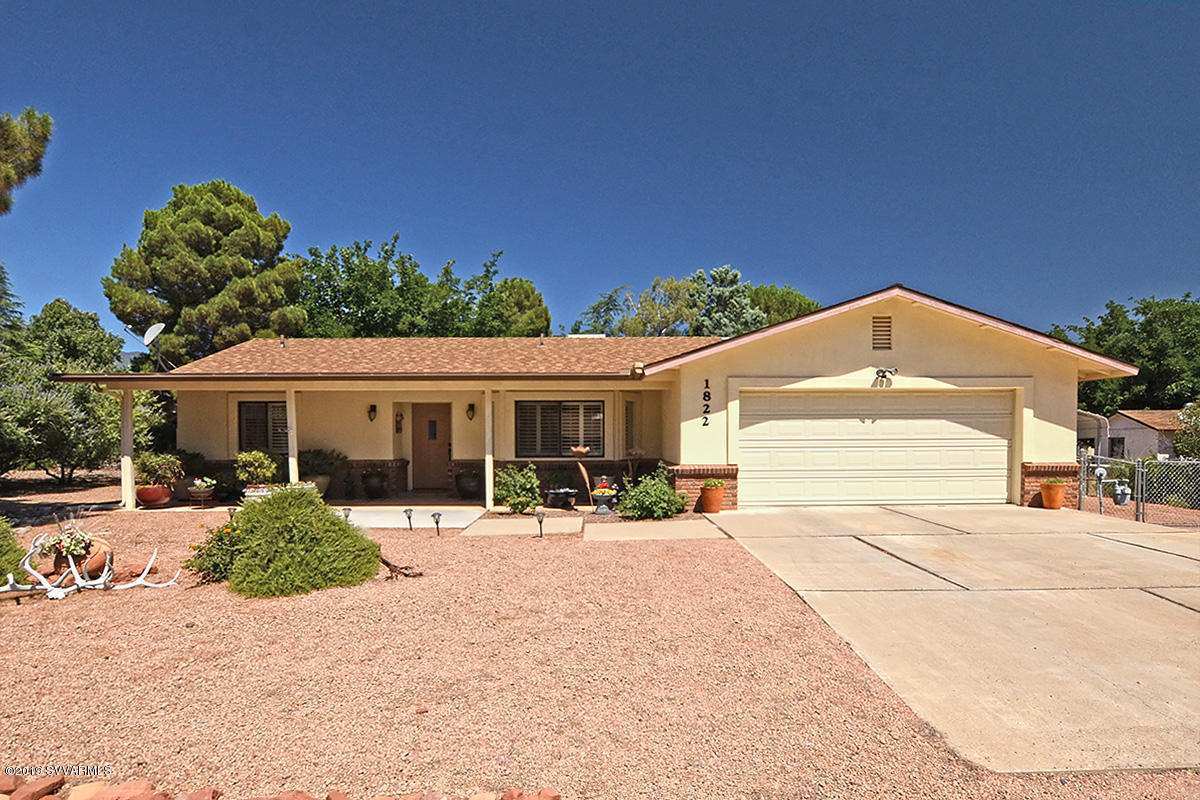 1822 Hill Top Drive Cottonwood, AZ 86326