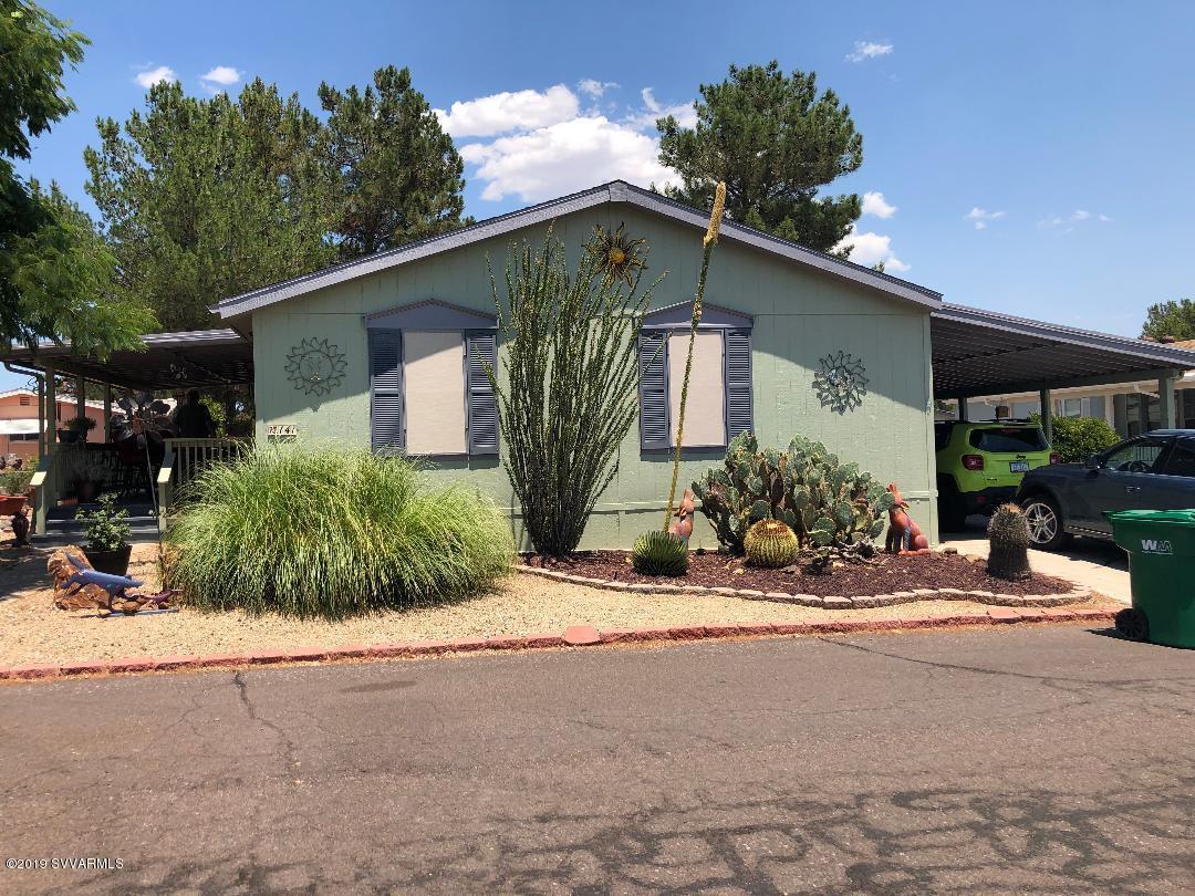 2050 W St Rt 89a #141 Cottonwood, AZ 86326