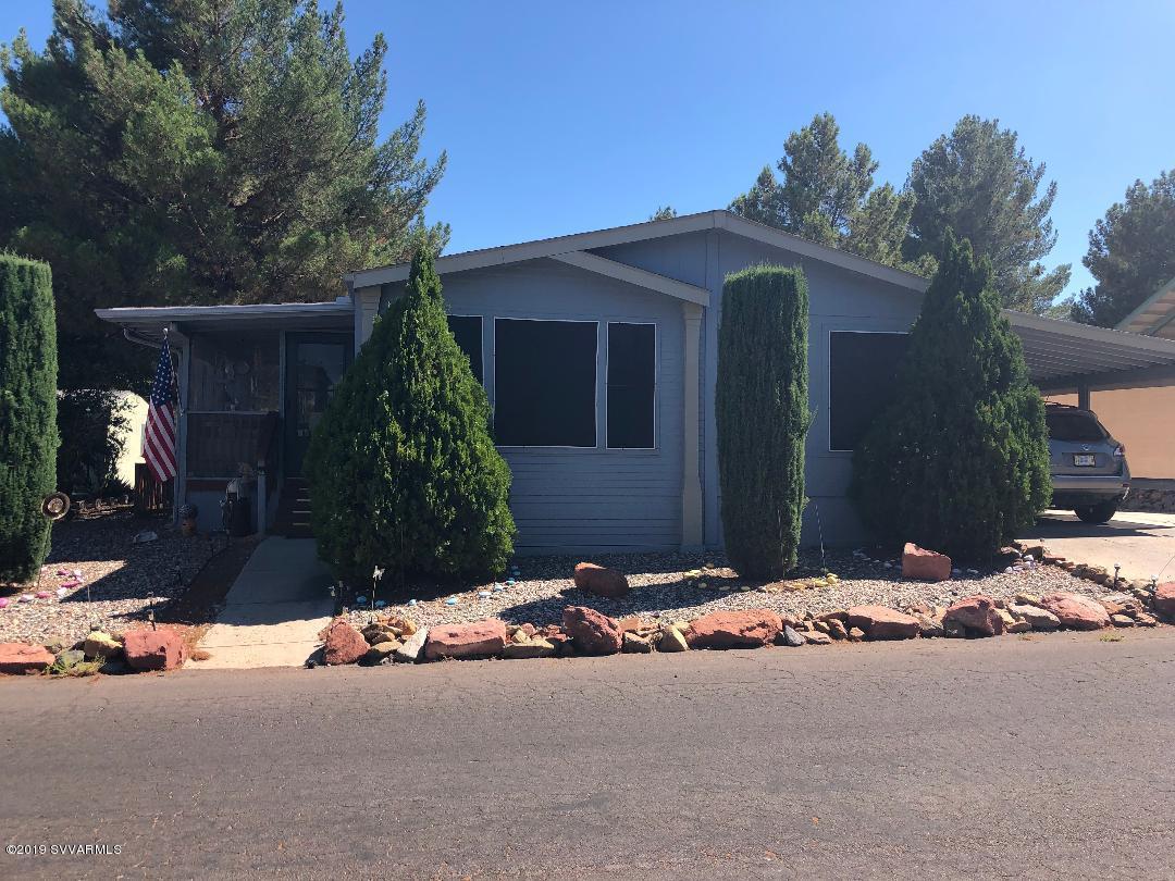 2050 Az-89a #15 Cottonwood, AZ 86326